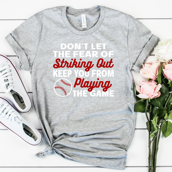 Play the Game Unisex Jersey Short Sleeve Tee