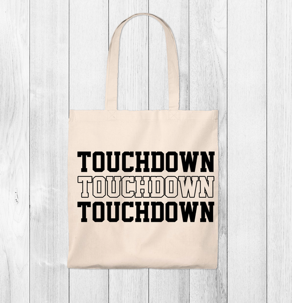 Touchdown Mom Tote Bag - Vintage