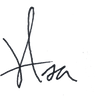 Asa Siegel Signature