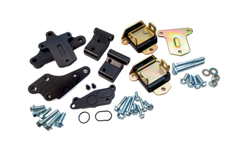 K24 Billet Aluminum Engine Mount Set