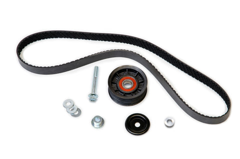 K swap Idler Pulley and Belt Setup