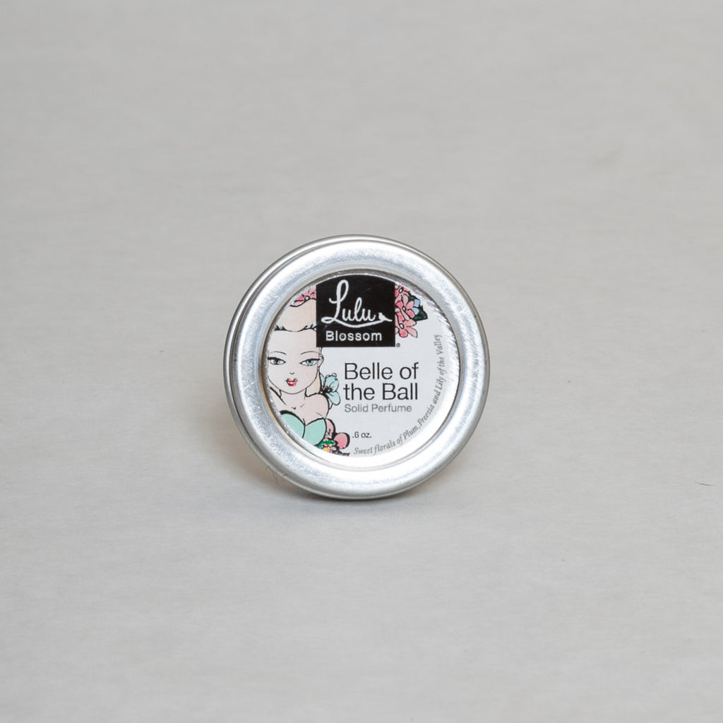 Belle of the Ball Solid Perfume