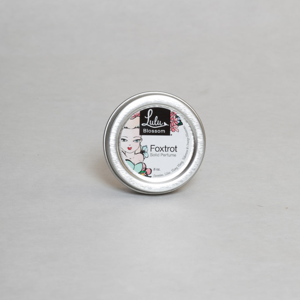 Foxtrot Solid Perfume