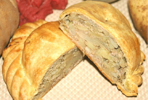 Large Traditional Pasty with Rutabaga 15oz