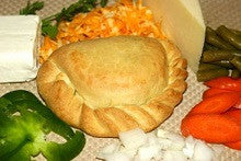 Veggie and Cheese Pasty 8oz