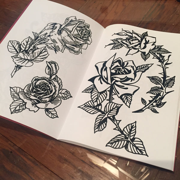 """Little Quickies"" Zine. Vol 2 (Roses)"