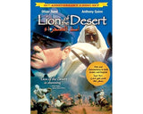 Lion of the Desert (Umar al Mukhtar) (DVD) 2 - Disc Set. Film and commentary in both English and Arabic