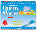 A Treasury of Quran Stories Box-3. Set of 4 HARDBOUND Books. Ages 4 & Up.