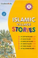 My Islamic Village Box (HARD BOUND) SET OF 6 Books..Ages 6 and Up