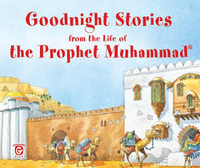 Set of 3 Goodnight Story Books