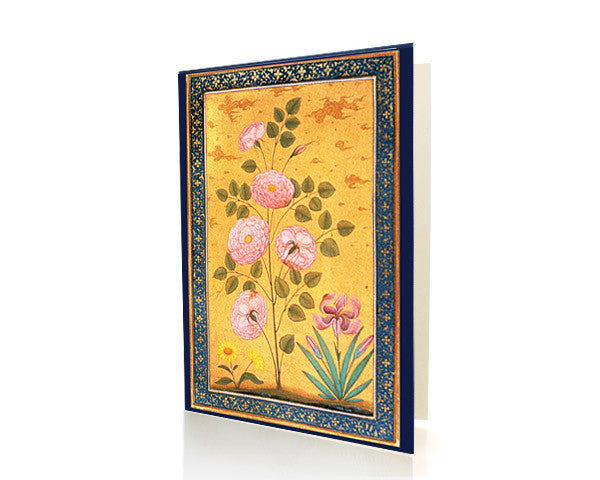 Study of Flowers. BLANK GREETING CARD. BOX OF 10.