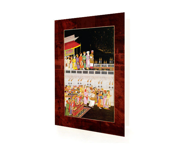 Greeting Card: Shah Jahan Greets Dara Shikoh-2