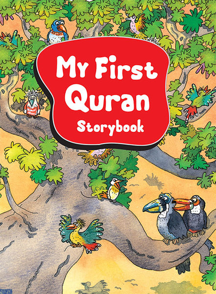 Set of 3 Books: My 1st Quran, The Great Caliphs, and Book of Quran