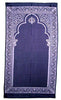 SET OF 5 Different Prayer Rugs. Assorted Colors
