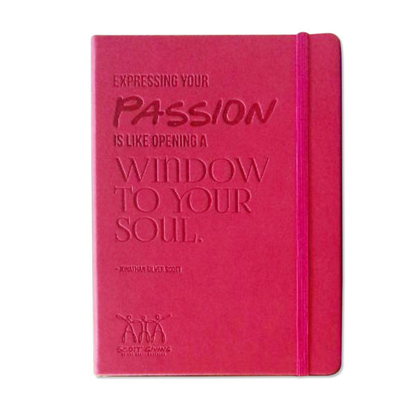 Inspirational Pink Journal