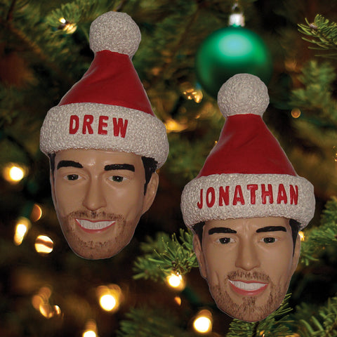 Jonathan & Drew Holiday Ornaments
