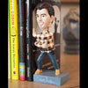 Bobblehead Bookend Set