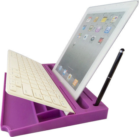 Purple Bluetooth Keyboard