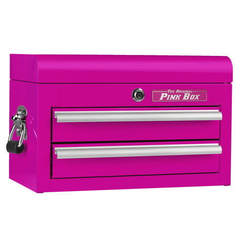 The Original Pink Box 2 Drawer