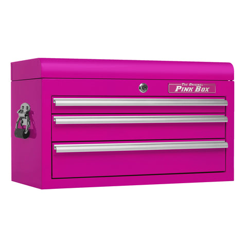 The Original Pink Box 3 Drawer - Pinkoz