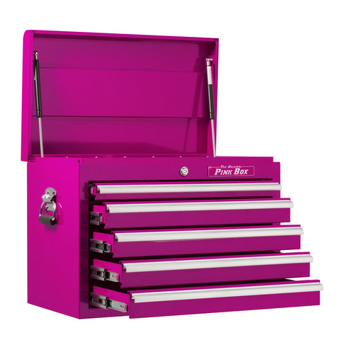 The Original Pink Box 5 Drawer - Pinkoz
