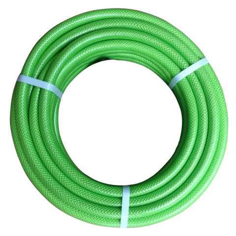 Lime Green 50' Garden Hose