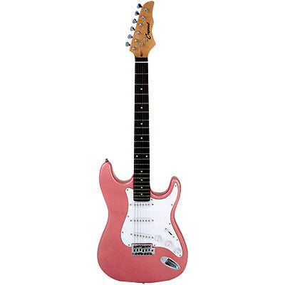 "Pink 39"" Electric Guitar - Pinkoz"