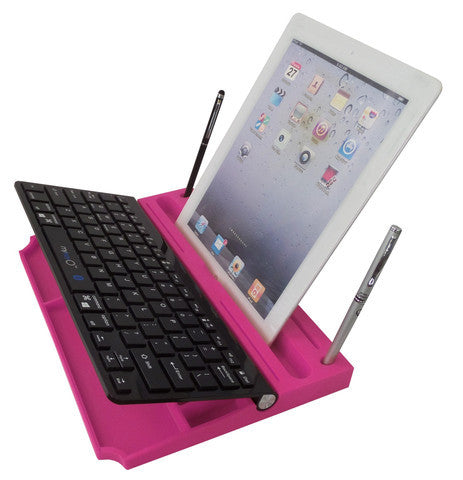 Exective Restt 6 in 1 Organizer Bluetooth Keyboard Black
