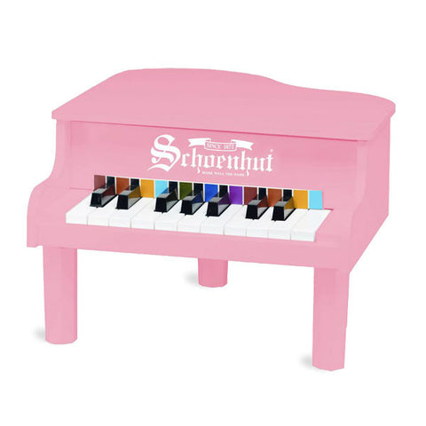 Mini Grand Pink Piano - Pinkoz