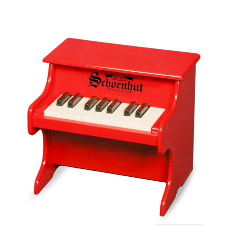 My First Piano - Red 18 Key - Pinkoz