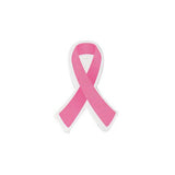 Pink Ribbon Stickers - 50 Pack