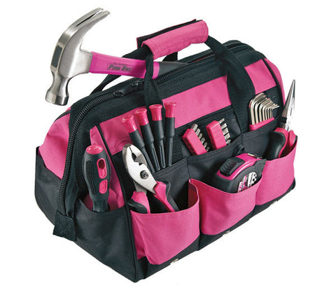 12in Tool Bag and Tool Set