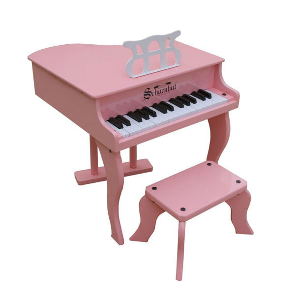 Pink Fancy Baby Grand Piano
