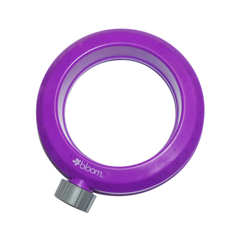 "Purple 'O"" Plastic Sprinkler"