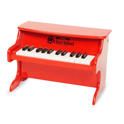 My First Piano II - Red 25 Key - Pinkoz