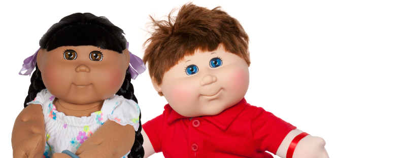 The Cabbage Patch Kids Website Grows Up: A New, Modern UX for a Beloved Brand
