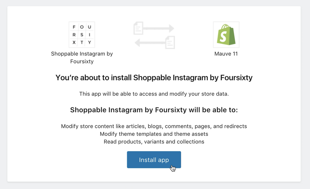 How To: Add Shoppable Instagram Galleries to Shopify