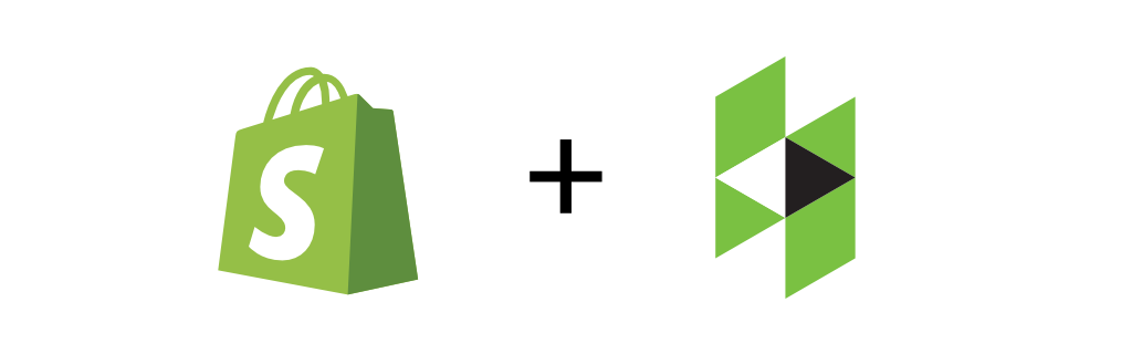 Shopify and Houzz Logos