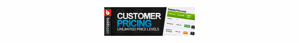 Customer Pricing Logo