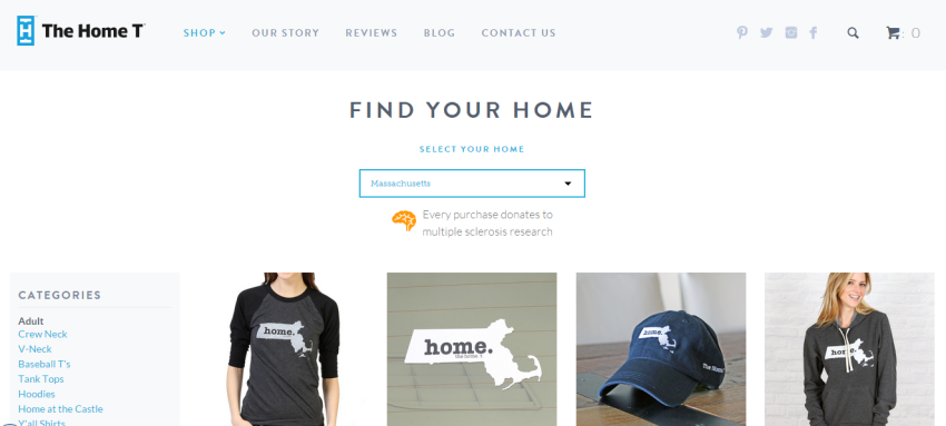 Location Shopify Landing Page Strategy