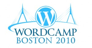WordCamp Boston 2010