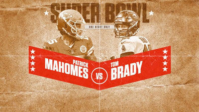 Tom Brady vs. Patrick Mahomes: Buccaneers & Chiefs QBs square off in Super Bowl 2021
