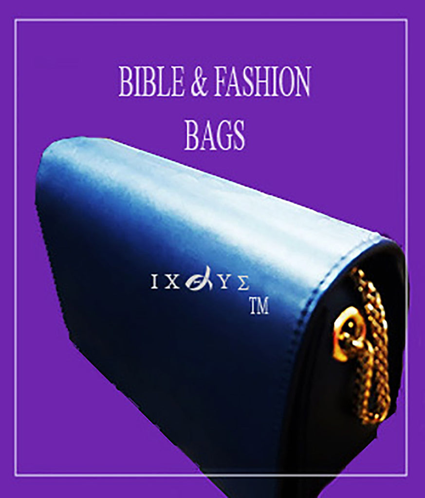 Fashion & Bible Carrying Leather Handbags