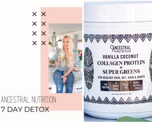 7 Day Detox + Collagen Protein