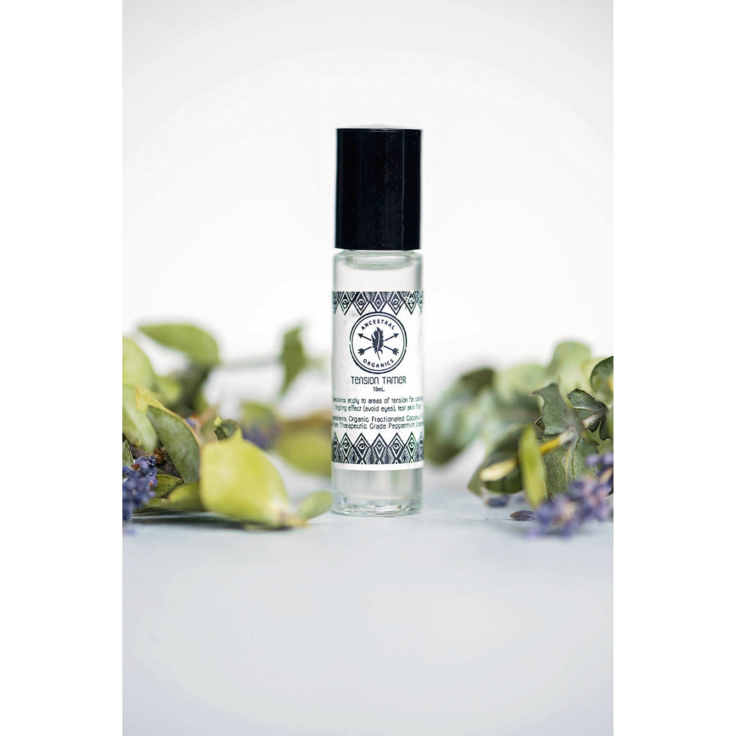 Tension Tamer Essential Oil Blend