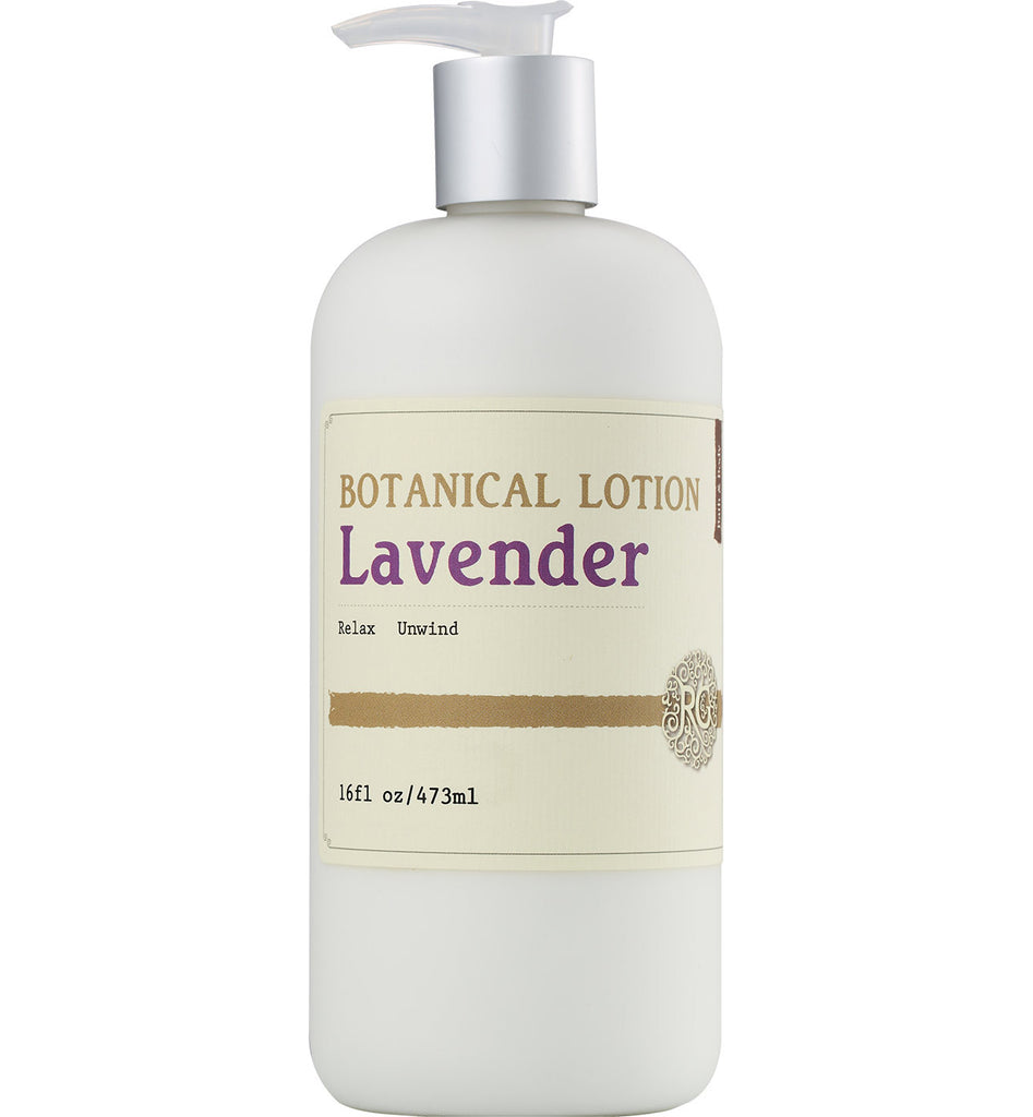 Botanical Lotion Lavender - Rose Rey - by RG Apothecary
