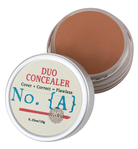 DUO CONCEALER No. {A} - Rose Rey - by RG Apothecary