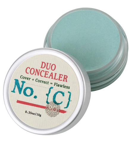DUO CONCEALER No. {C} - Rose Rey - by RG Apothecary