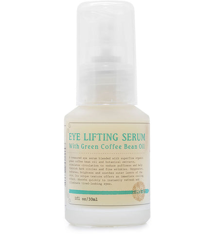 Eye Lifting Serum with Green Coffee Bean Oil - Rose Rey - by RG Apothecary