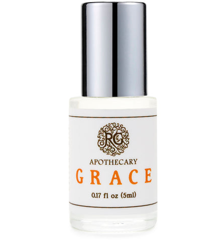 Natural Perfume Oil - GRACE - Rose Rey - by RG Apothecary